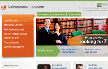 Small law firm software solution.